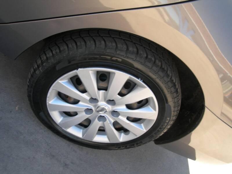 2017 Nissan Sentra SV 4dr Sedan - Colorado Springs CO