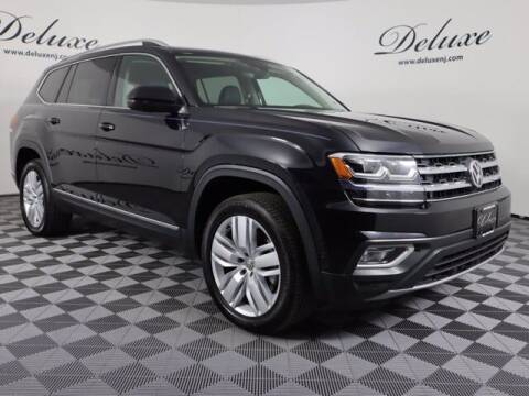 2018 Volkswagen Atlas for sale at DeluxeNJ.com in Linden NJ