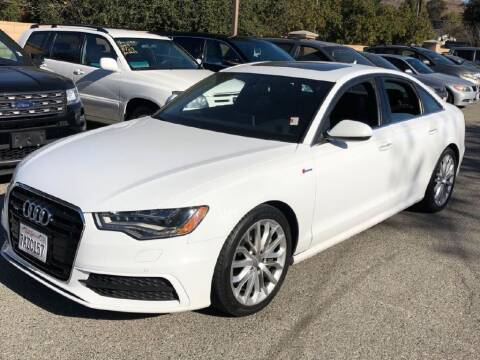 2013 Audi A6 for sale at Global Elite Motors LLC in Wenatchee WA
