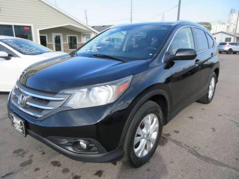 2012 Honda CR-V for sale at Dam Auto Sales in Sioux City IA