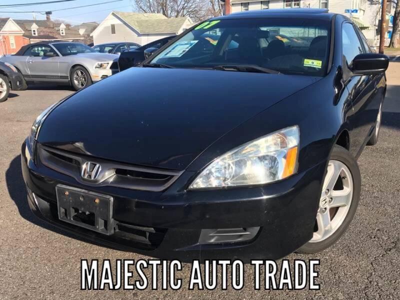 2007 Honda Accord for sale at Majestic Auto Trade in Easton PA