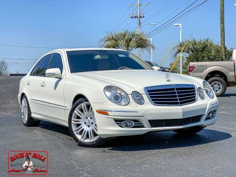 2008 Mercedes-Benz E-Class for sale at Rock 'n Roll Auto Sales in West Columbia SC