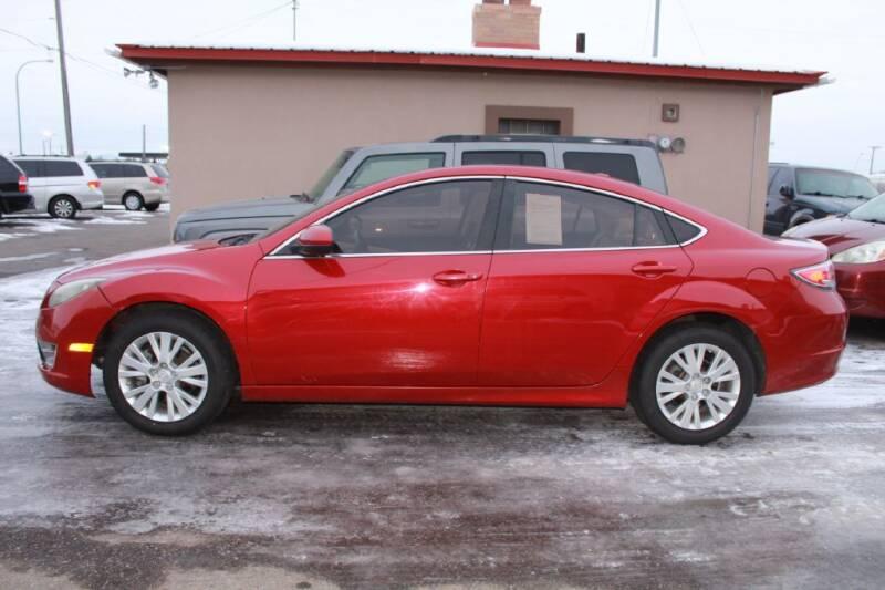 2009 Mazda MAZDA6 for sale at Epic Auto in Idaho Falls ID