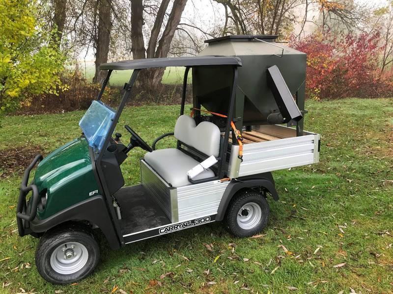 Reimer Eze-Feeder for sale at Jim's Golf Cars & Utility Vehicles - Reedsville Lot in Reedsville WI