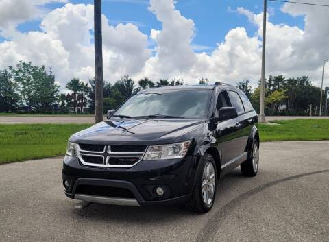 2014 Dodge Journey for sale at FLORIDA USED CARS INC in Fort Myers FL