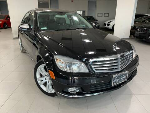 2008 Mercedes-Benz C-Class for sale at Auto Mall of Springfield in Springfield IL