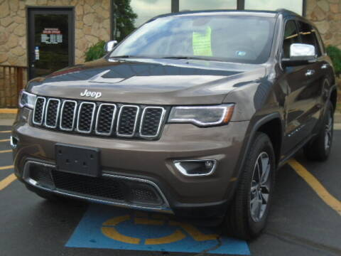 2019 Jeep Grand Cherokee for sale at Rogos Auto Sales in Brockway PA