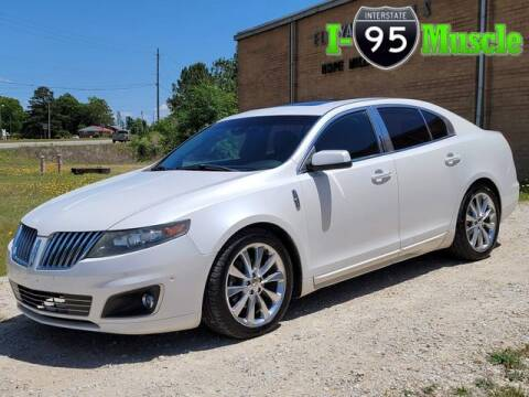 2011 Lincoln MKS for sale at I-95 Muscle in Hope Mills NC