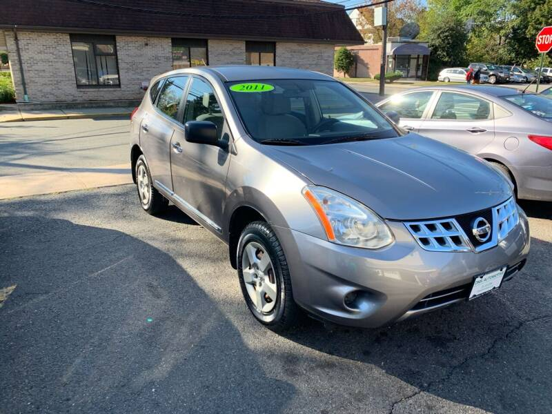 2011 Nissan Rogue for sale at DNS Automotive Inc. in Bergenfield NJ