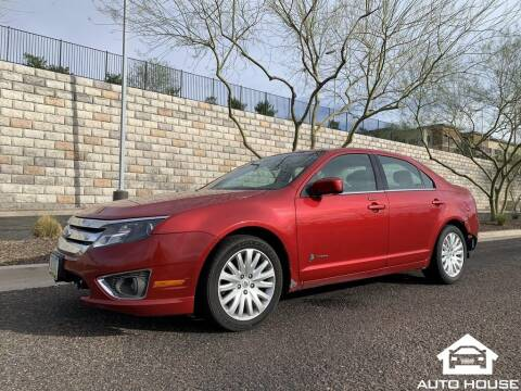 2012 Ford Fusion Hybrid for sale at AUTO HOUSE TEMPE in Tempe AZ