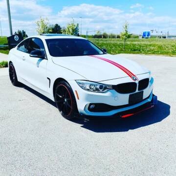 2015 BMW 4 Series for sale at Airport Motors in Saint Francis WI