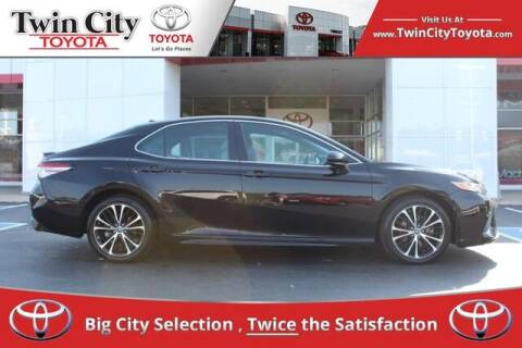 2019 Toyota Camry for sale at Twin City Toyota in Herculaneum MO