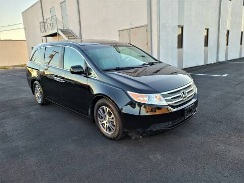 2011 Honda Odyssey for sale at Image Auto Sales in Dallas TX
