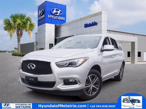 2019 Infiniti QX60 for sale at Metairie Preowned Superstore in Metairie LA