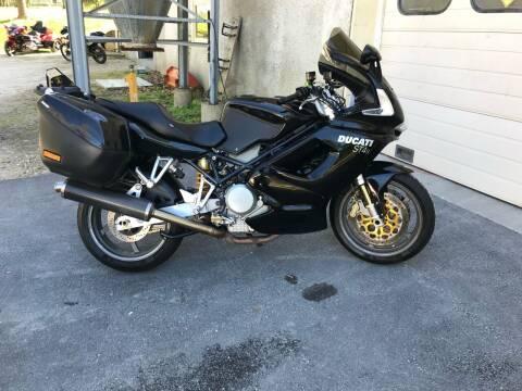 2005 Ducati ST4s for sale at Kent Road Motorsports in Cornwall Bridge CT