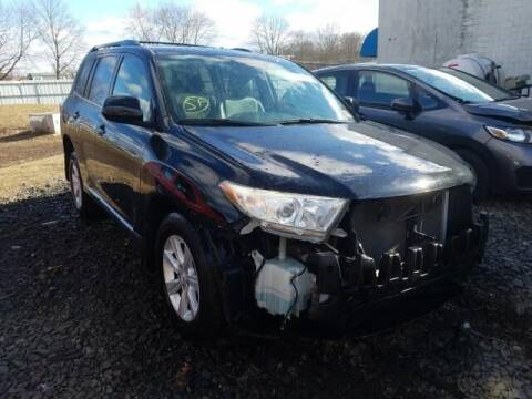 2011 Toyota Highlander for sale at MIKE'S AUTO in Orange NJ