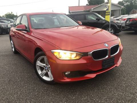 2013 BMW 3 Series for sale at RPM AUTO LAND in Anniston AL