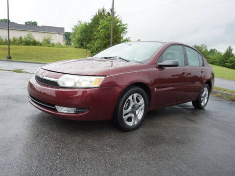 2003 Saturn Ion for sale at CHAPARRAL USED CARS in Piney Flats TN