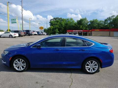 2016 Chrysler 200 for sale at Space & Rocket Auto Sales in Meridianville AL