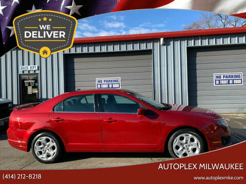 2010 Ford Fusion for sale at Autoplex 3 in Milwaukee WI