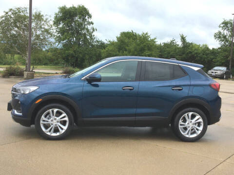 2020 Buick Encore GX for sale at LANDMARK OF TAYLORVILLE in Taylorville IL
