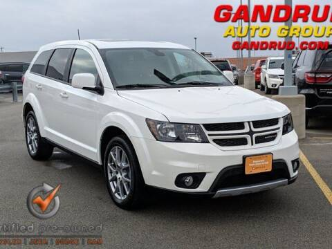 2018 Dodge Journey for sale at Gandrud Dodge in Green Bay WI