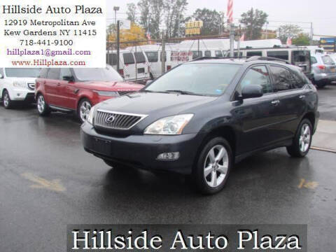2008 Lexus RX 350 for sale at Hillside Auto Plaza in Kew Gardens NY