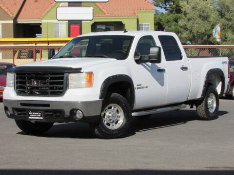 2007 GMC Sierra 2500HD for sale at Best Auto Buy in Las Vegas NV
