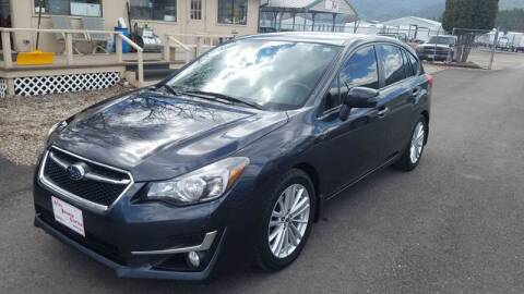 2015 Subaru Impreza for sale at AUTO BROKER CENTER in Lolo MT