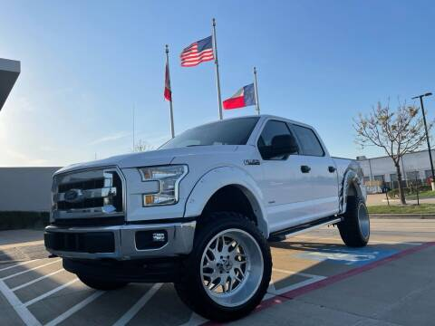 2017 Ford F-150 for sale at TWIN CITY MOTORS in Houston TX