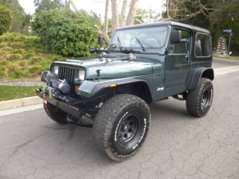1993 Jeep Wrangler for sale at Altadena Auto Center in Altadena CA