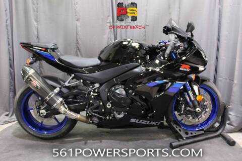 2017 Suzuki GSX-R1000R for sale at Powersports of Palm Beach in Hollywood FL