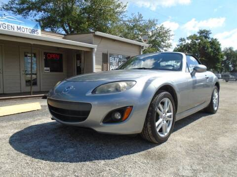 2010 Mazda MX-5 Miata for sale at New Gen Motors in Lakeland FL