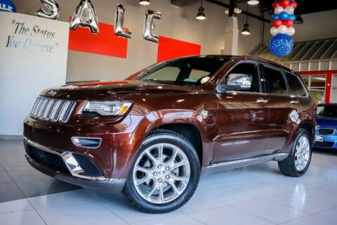 2015 Jeep Grand Cherokee for sale at Quality Auto Center of Springfield in Springfield NJ