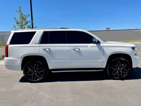 2015 Chevrolet Tahoe for sale at GTC Motors in San Antonio TX