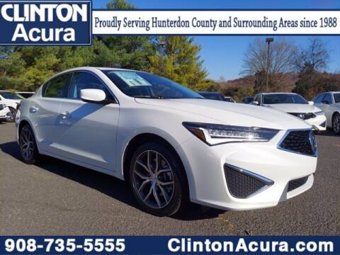 2021 Acura ILX for sale at Clinton Acura new in Clinton NJ