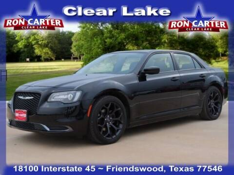 2020 Chrysler 300 for sale at Ron Carter  Clear Lake Used Cars in Houston TX