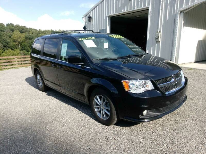 2019 Dodge Grand Caravan for sale at NEO Car Sales in Dundee OH