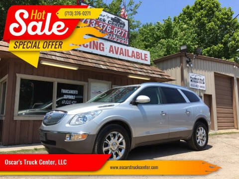 2011 Buick Enclave for sale at Oscar's Truck Center, LLC in Houston TX
