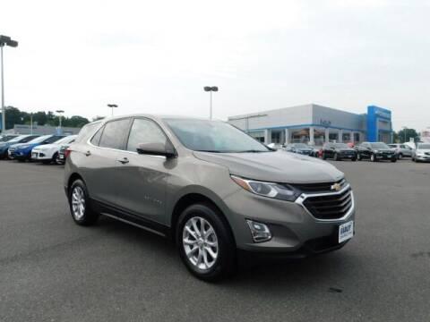 2019 Chevrolet Equinox for sale at Radley Cadillac in Fredericksburg VA