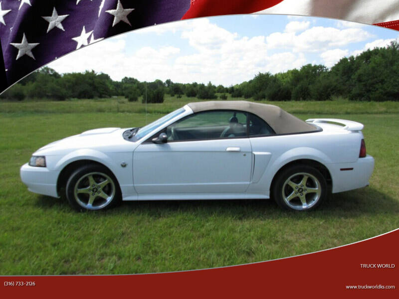 2004 Ford Mustang for sale at Truck World in Augusta KS
