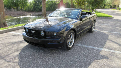 2005 Ford Mustang for sale at Carpros Auto Sales in Largo FL