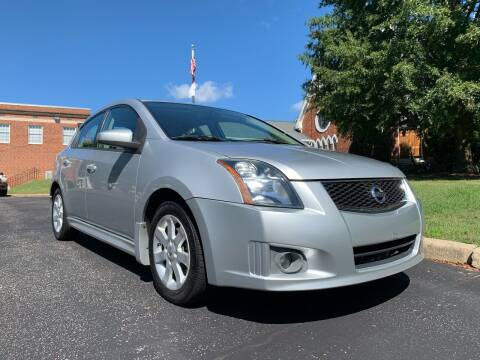 2009 Nissan Sentra for sale at Automax of Eden in Eden NC