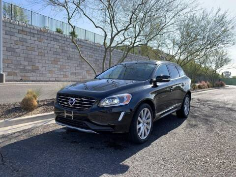2017 Volvo XC60 for sale at AUTO HOUSE TEMPE in Tempe AZ