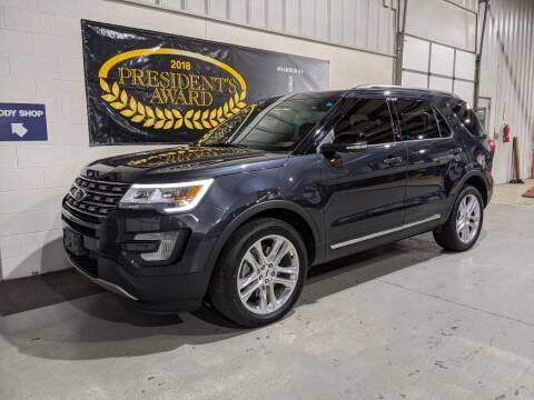 2017 Ford Explorer for sale at LIDTKE MOTORS in Beaver Dam WI