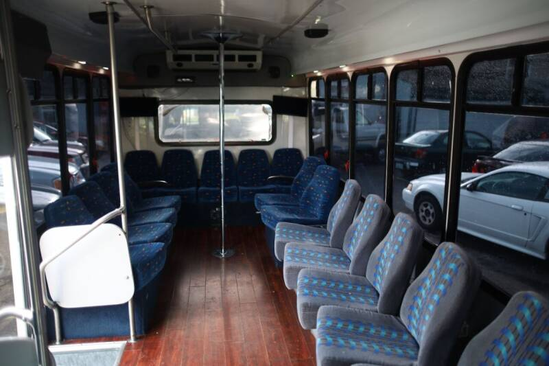 2007 Ford E-Series Chassis E-450 SD 2dr Commercial/Cutaway/Chassis 158-176 in. WB - Seattle WA