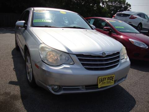 2007 Chrysler Sebring for sale at Easy Ride Auto Sales Inc in Chester VA