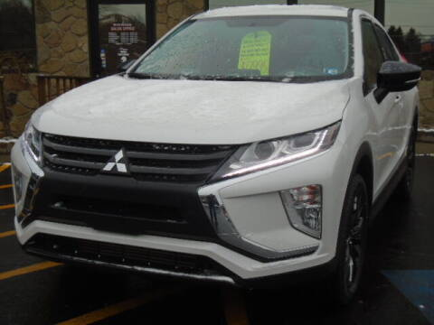 2019 Mitsubishi Eclipse Cross for sale at Rogos Auto Sales in Brockway PA