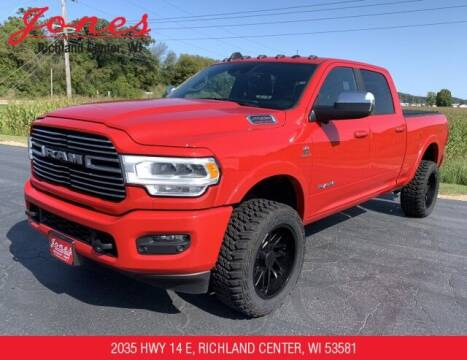 2019 RAM Ram Pickup 2500 for sale at Jones Chevrolet Buick Cadillac in Richland Center WI