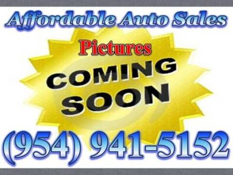 2005 Pontiac Montana for sale at Affordable Auto Sales & Transport in Pompano Beach FL